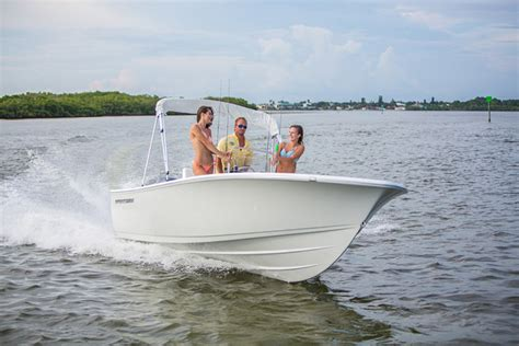 Boat Cushions Miami by New 2016 Sportsman 19 Island Reef Boat For Sale In Miami