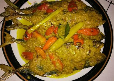 3 sudu makan bawang putih : Cara Masak Ikan Kembung Bumbu Kuning - Hans Cooking Recipes