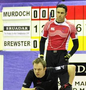 CURLING TODAY: The Men's Final