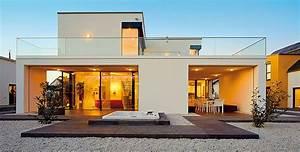 Moderne Häuser Bauen : fertighaus bis 300000 euro okal traumhaus pinterest haus okal haus und haus bauen ~ Buech-reservation.com Haus und Dekorationen