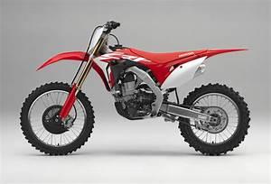 Honda 450 Crf : honda official release 2018 crf450r motocross model dirt bike magazine ~ Maxctalentgroup.com Avis de Voitures
