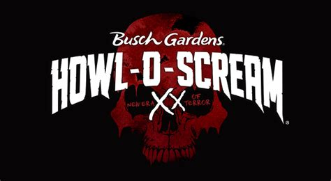 busch gardens howl o scream busch gardens williamsburg reveals plans for howl o