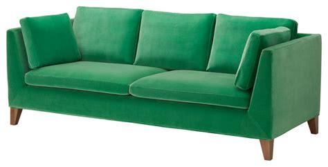 green velvet sofa ikea ikea green sofa rp bed slipcover