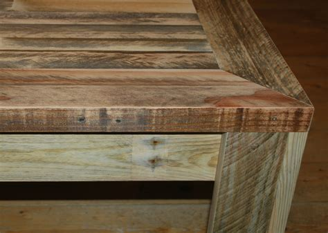 plateau tournant pour meuble de cuisine table basse en palette au bout du bois