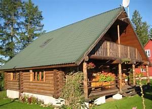 Chalets En Bois Finlandais