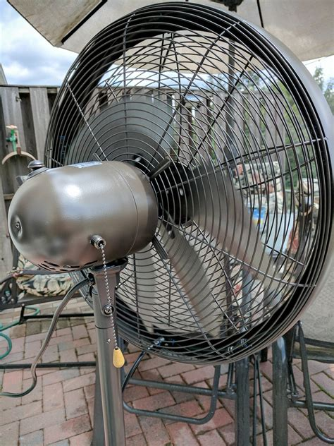 mist fan outdoor stay cool outdoors with the newair outdoor misting fan