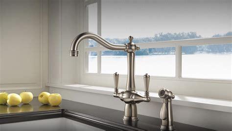 decor contemporary brizo kitchen faucets  kitchen