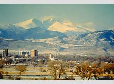 Fort Collins, CO Ft Collins is late Fall photo, picture