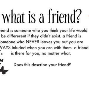Yahoo Friendship Quotes