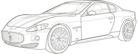 disegni da colorare le auto da corsa