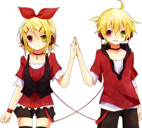Rin Len Png 4 By Iamglee On Deviantart