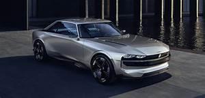 Coupé Peugeot : peugeot unveils all electric coupe concept with some ~ Melissatoandfro.com Idées de Décoration