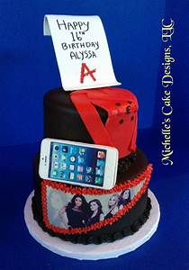 Pretty Little Liars Cake - Cake Decorating Community ...