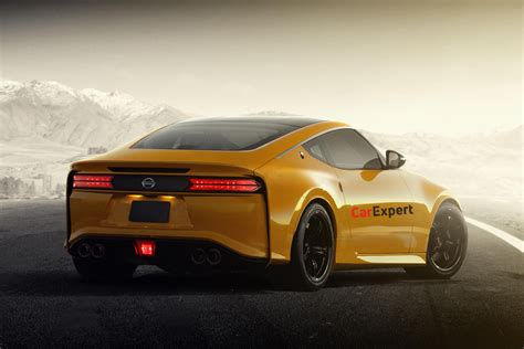 Nissan 400Z: Japan's twin-turbo Supra fighter rendered ...