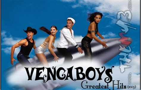 Vengaboys (greatest Hits) 2009 English Pop Mp3