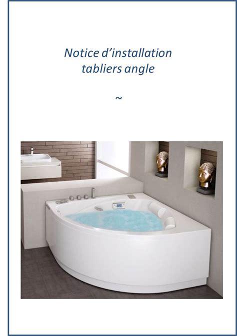 Notice Baignoire Balneo  Maison Design Wibliacom