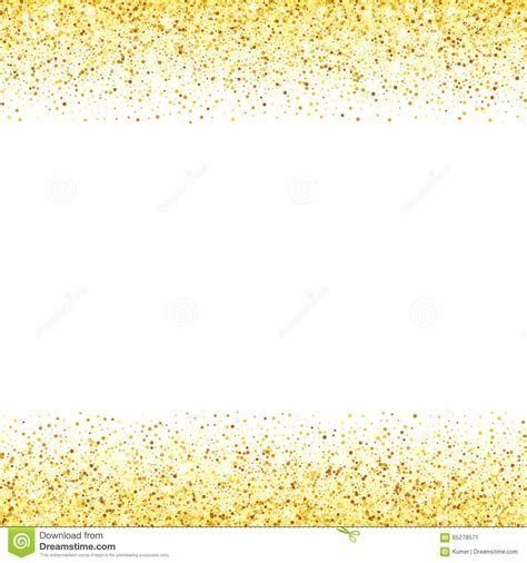 gift for 50th wedding anniversary abstract vector gold dust glitter wave stock vector
