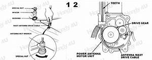 Metra Power Antenna Wiring Diagram