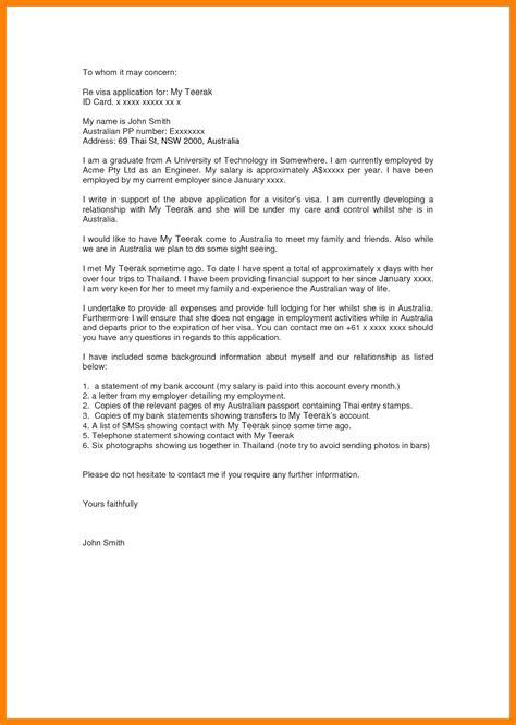 4 invitation letter canada resumes great