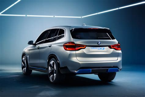 2020 Bmw Ix3 Shown In Beijing