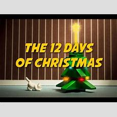 The 12 Days Of Christmas (instrumental)  Christmas Carols  Lyrics Video For Karaoke Youtube