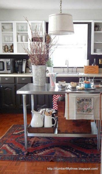 Best 25  Stainless steel kitchen cart ideas on Pinterest