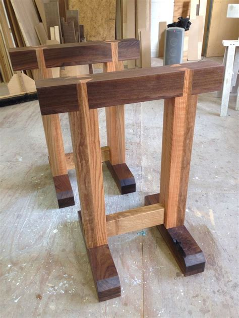 adjustable sawhorse table legs woodworking projects plans