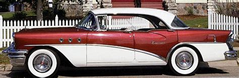 cars buick photo gallery fifties web