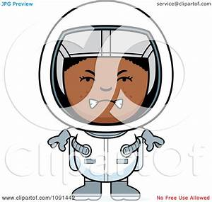 Female Astronaut Clipart (page 2) - Pics about space