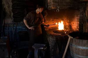 Medieval Blacksmith   Car Interior Design