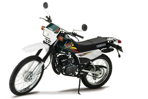 The Dt 125 And Dt 175 Yamaha Bikes