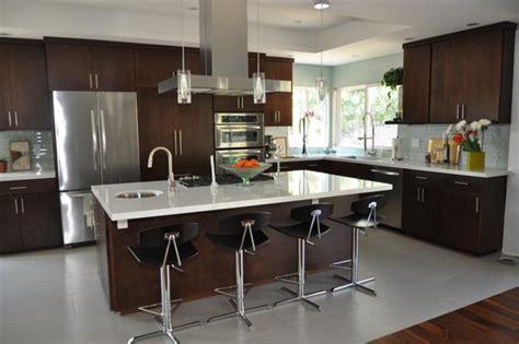 kitchen design images gallery modern open kitchen модернизм кухня сан франциско 4470