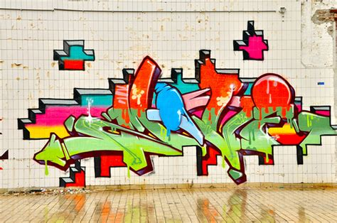Graffiti Smile : Graffiti Hunting In Amersfoort