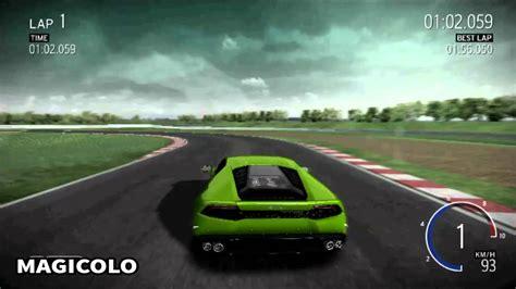 3d Racing Game Simulator 2014
