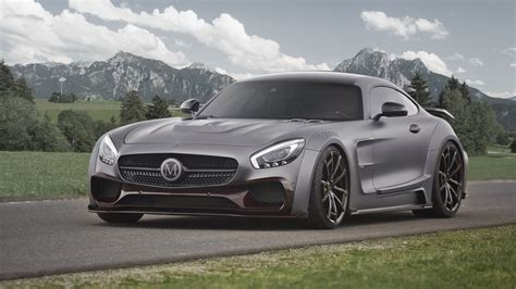 Mercedes Amg Gt Picture by 2016 Mercedes Amg Gt S By Mansory Top Speed