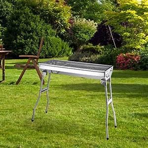 Grille De Barbecue Grande Taille : notre comparatif barbecue portable pour 2019 top barbecue ~ Melissatoandfro.com Idées de Décoration