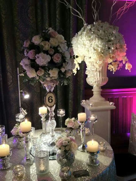 images  prom centerpieces  pinterest flower