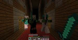 Pin Minecraft Herobrines Mansion 02 Into The on Pinterest