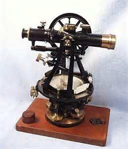 Antique Surveying Instruments Transits