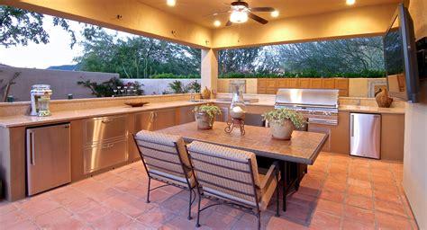 outdoor kitchens phoenix scottsdale nw valley desert