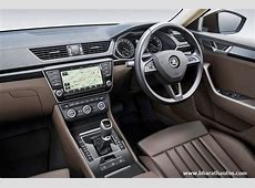 3rd Generation Skoda Superb launched in India from Rs