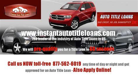 Car Title Loans Arthur by Auto Title Loans Los Angeles Is Here
