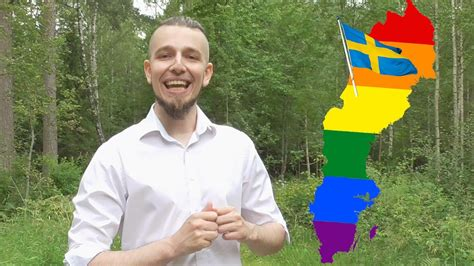 Being Gay In Sweden Youtube