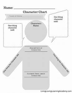 Character Chart  Free Printable    U2013 Living Loving Learning