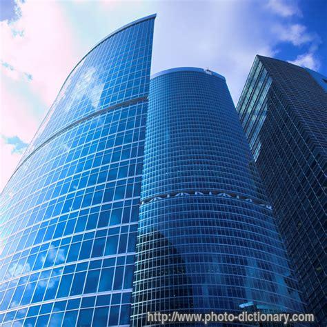 skyscraper photopicture definition  photo dictionary