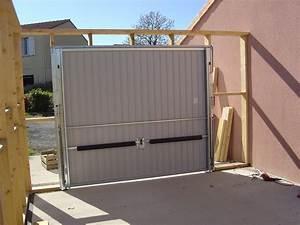 Garage En Bois Toit Plat : garage bois toit plat inspirations avec autoconstruction ~ Dailycaller-alerts.com Idées de Décoration