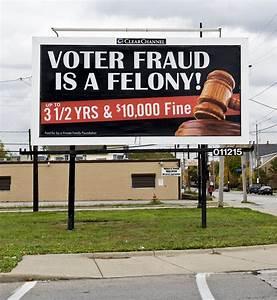 Federal judge rejects Democrats' voter intimidation ...