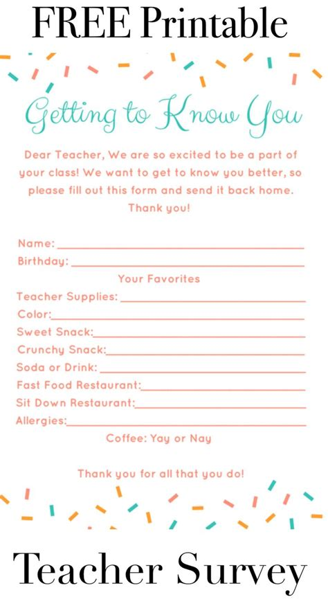 gift exchange interest surveys 17 best ideas about survey on appreciation gifts