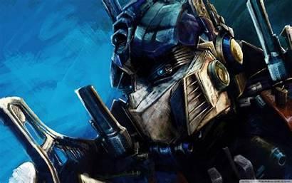 Prime Optimus Transformers Artwork Wallpapers 4k Transformer