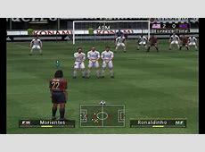 Pro Evolution Soccer 3 2003 FC Barcelona VS Real